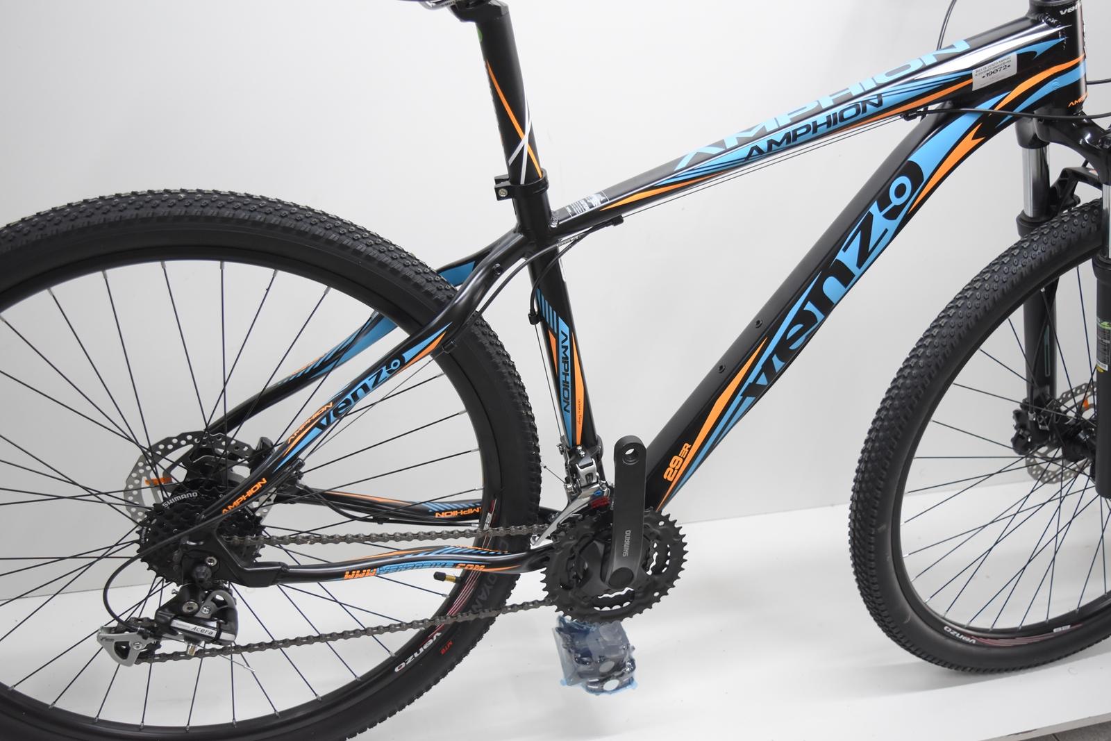 0156d893b Bicicleta Venzo Amphion Rodado 29 24v Frenos Hidraulicos – Casa ...