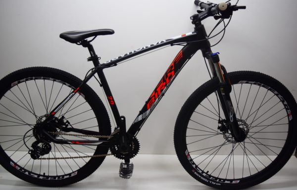 Bicicleta Fire Bird Rodado 29 24 Vel Frenos A Disco Suspension