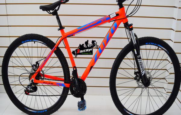 Bicicleta Rodado 29 Zuzo 21 Vel Frenos A Discos Suspension