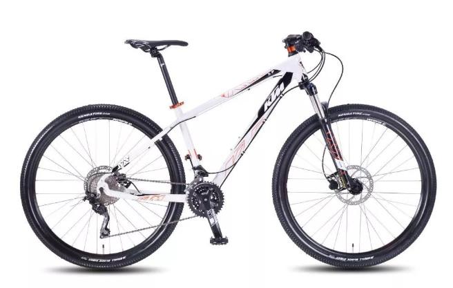 Bicicleta Ktm Ultra 3.9 Rod 29 30 Velocidades Deore Suspension Aluminio