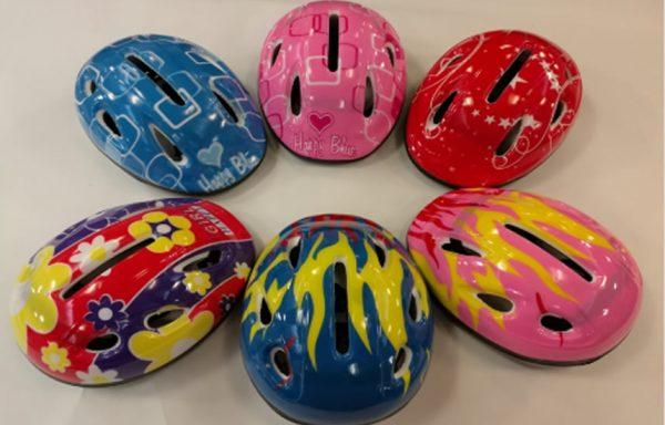 Casco Ciclista para Niños con Lock Ring