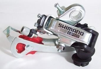 Cambio Shimano  RD-TZ20 6 Velocidades