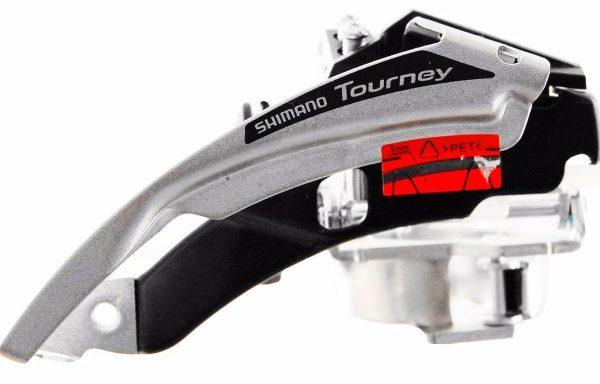 Descarrilador Shimano Tourney FD-TX51 Dual Apto 48D