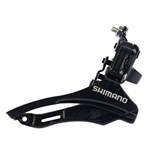 Descarrilador Shimano D-TZ31  31.8mm TIRO ARRIBA