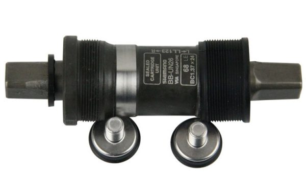 Eje Central Shimano CARTRIDGE BB-UN26 DER/IZQ 123mm