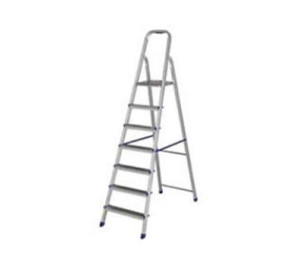 Escalera de Aluminio Familiar 6 Escalones LJ206D