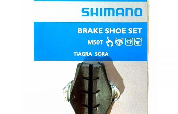 Patines de Freno Shimano para Carrera Y8BC98100