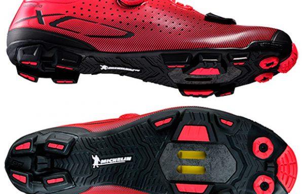 Zapatillas Para Ciclismo Mtb Shimano Xc7 Suela Carbono