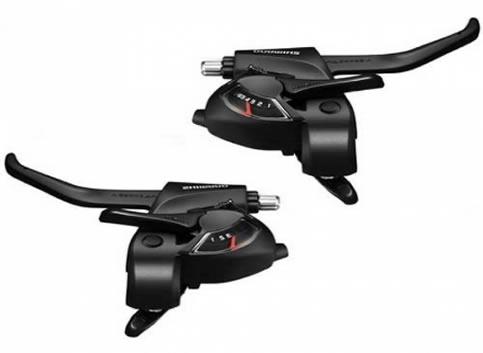 Manija de Cambios Integrada ST-EF40 7 Velocidades