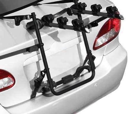 Portabicicletas para Auto hasta 3 Bicicletas