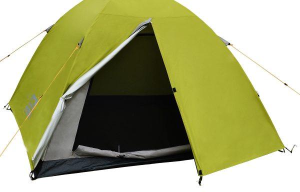 Carpa Iglu Waterdog Dome II 210x210x130cm Con Abside