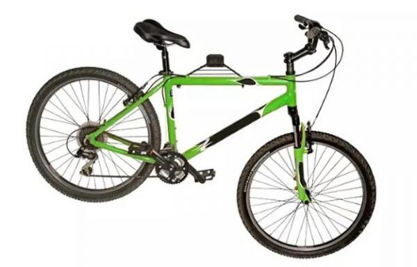 Soporte Para Colgar Bicicleta En Pared Slime 20322 Metal