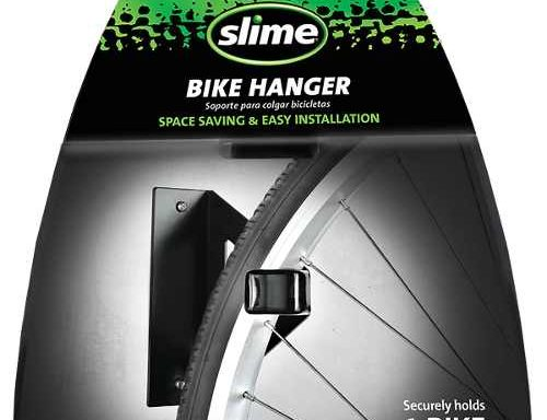 Soporte Para Colgar Bicicleta En Pared Slime 20323 Metal