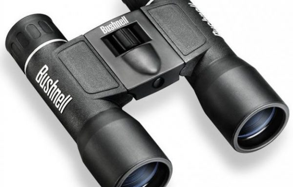 Binocular Bushnell Powerview Medio 12x32mm Negro