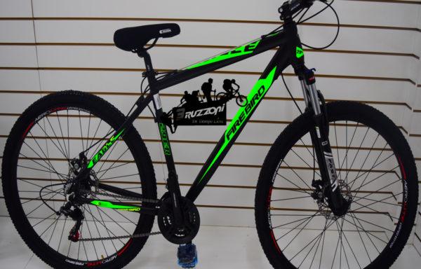 Bicicleta Fire Bird Rodado 29 21 Velocidades Suspension Alum