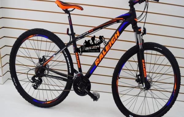 Bicicleta Raleigh 2.0 Rodado 29 21 Vel Frenos A Discos 2018