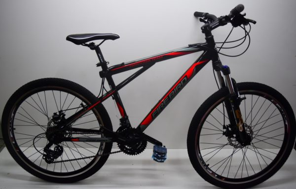 Bicicleta Fire Bird Rodado 26 21 Vel Frenos A Disco Suspension GT
