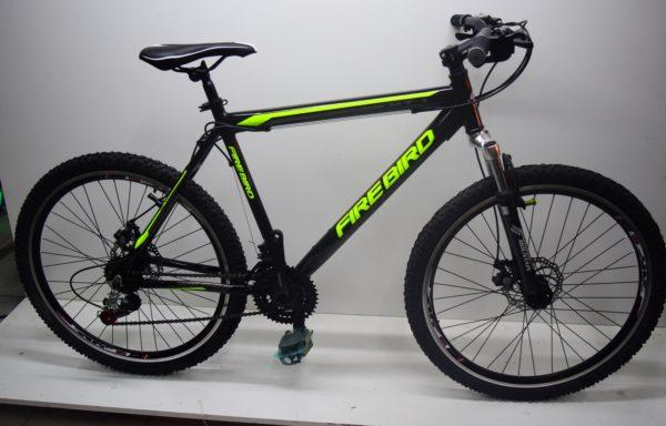 Bicicleta Mtb Fire Bird Rodado 26 21 Vel Frenos A Discos