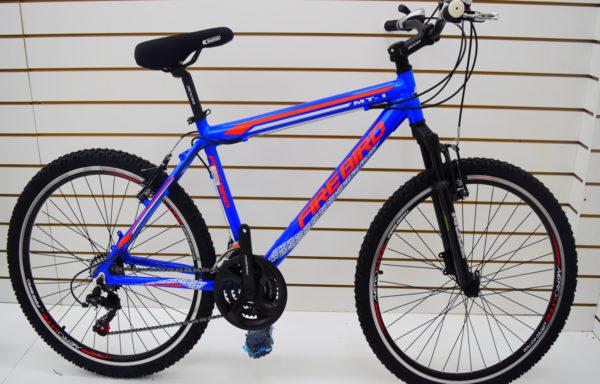Bicicleta Fire Bird Rodado 26 21 Vel Suspension Aluminio