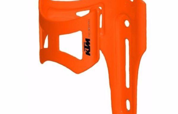 Porta Caramañola Ktm Aluminio 36gr Naranja