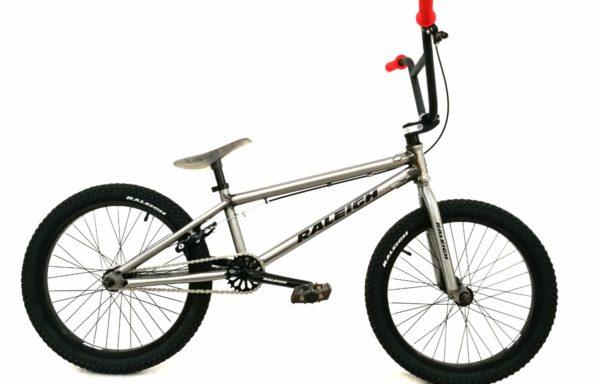 Bicicleta Bmx Rodado 20 Raleigh Jump Aluminio 2018